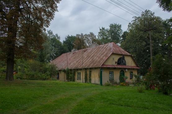 Dworek Wernerów w Seroczynie