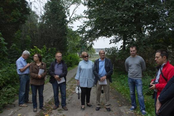 Uczestnicy wycieczki do Seroczyna