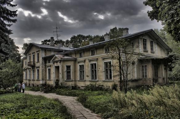 Pałac Wernerów w Seroczynie